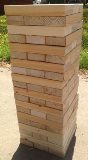 block stacking game