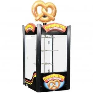 pretzel case