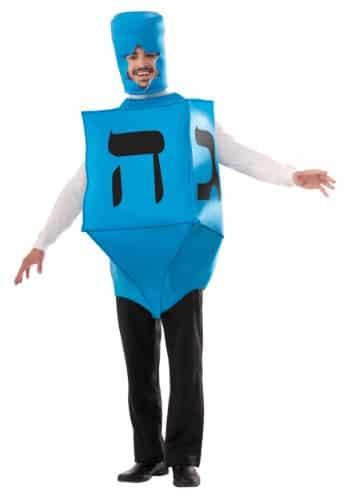 dreidel costume