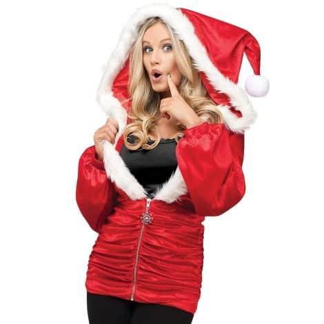 holiday hoodie
