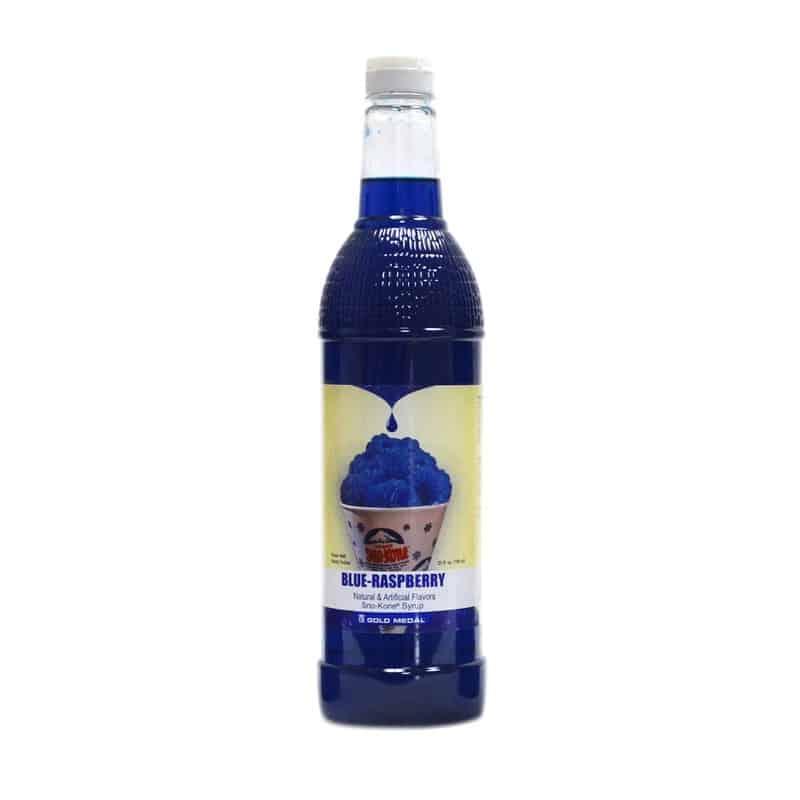 blue raspberry snow cone syrup