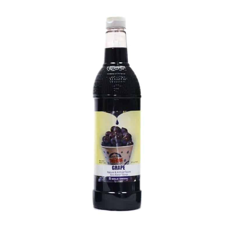 grape snow cone syrup