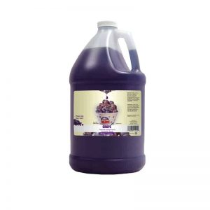 grape snow cone syrup