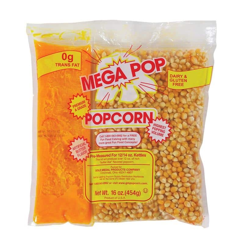 popcorn naks pak