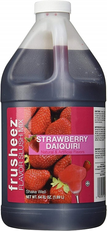 strawberry daiquiri mix